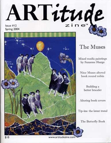 Artitude Zine Spring 2004
